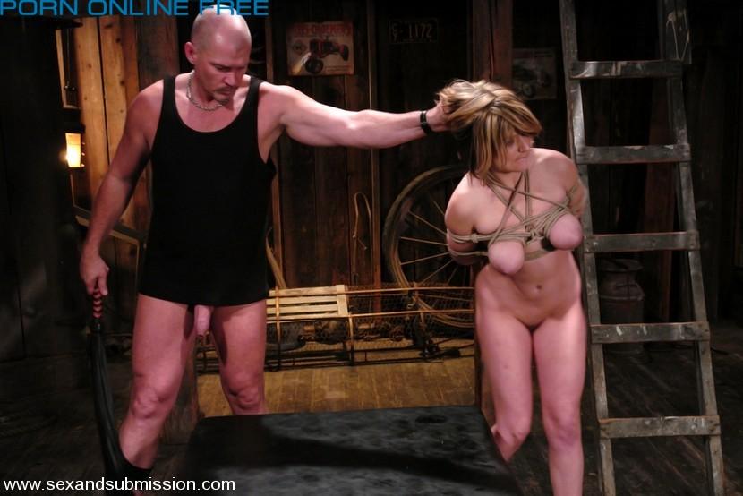 Genital male bondage