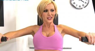 Nikki Benz in Live Gym Cam #7 Livegymcam 2010 Nikki Benz General